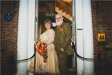 MR AND MRS TRIGGER WEDDING SUIT
