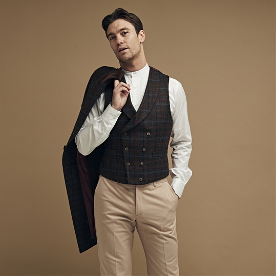 Melrose Double Breasted Waistcoat