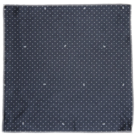 Grenade Microfiber Pocket Square