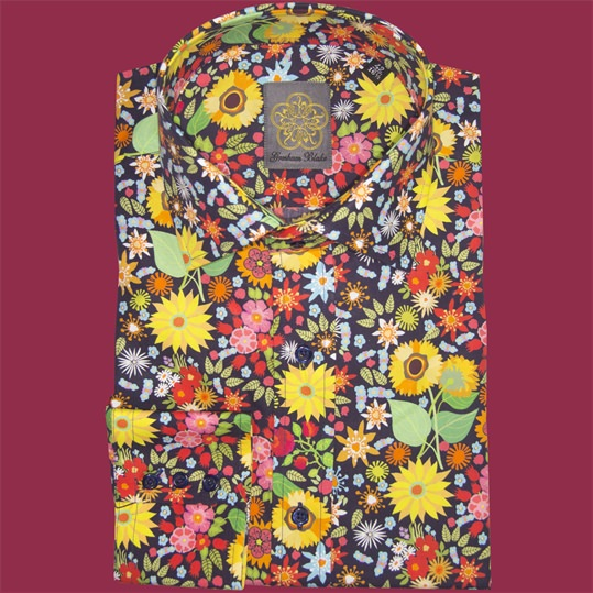 Illuminated Flower Shirt