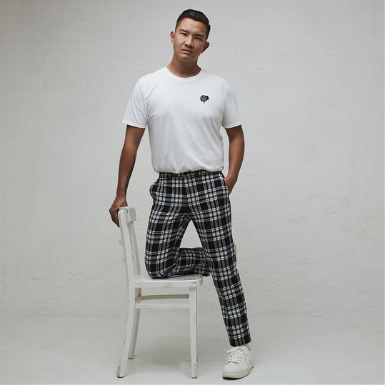 Menzies Dress Tartan Trousers