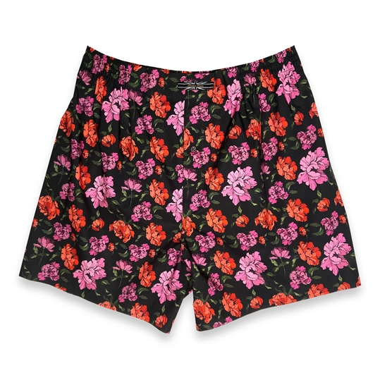 Midnight Blooms Boxer Shorts