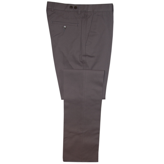 Grey 'Dice' Chinos