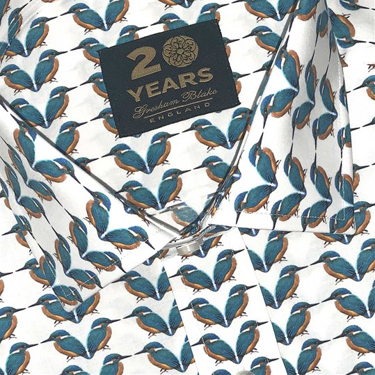 Kingfisher Shirt