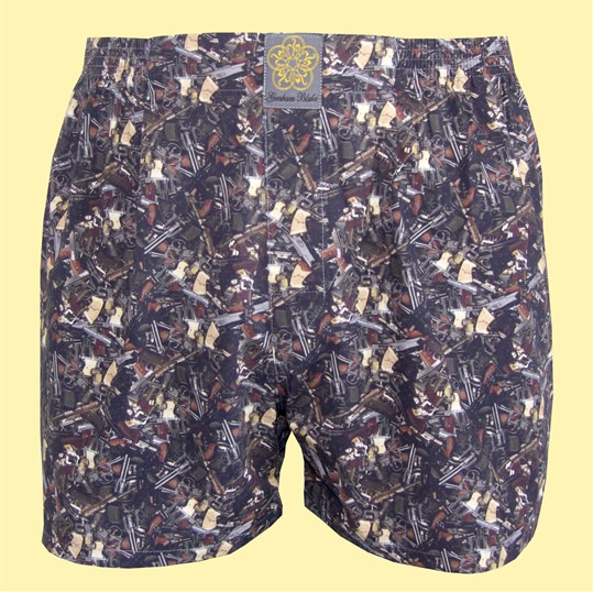 Broken Guns Boxer Shorts