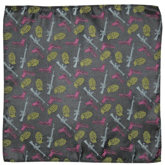 Underworld Pocket Square