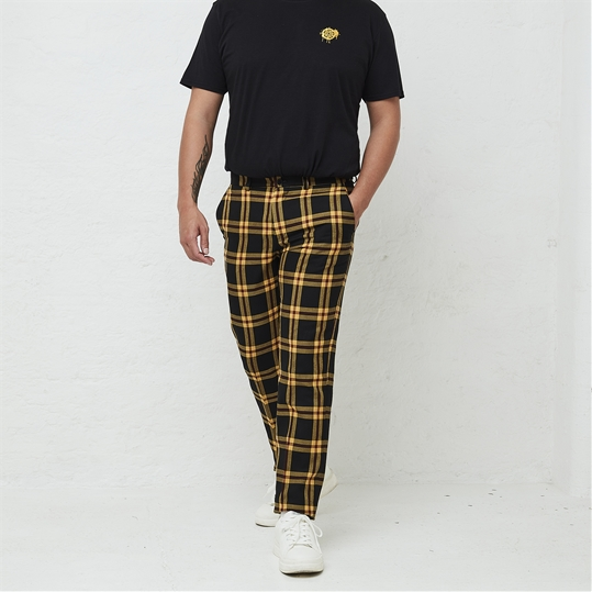 Lichfield Check Trousers