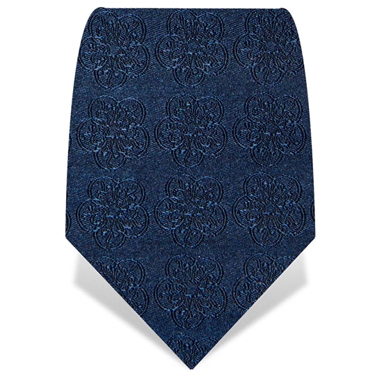Dark Teal GB Logo Tie