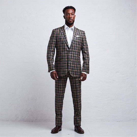 Windsor 2 Piece Suit