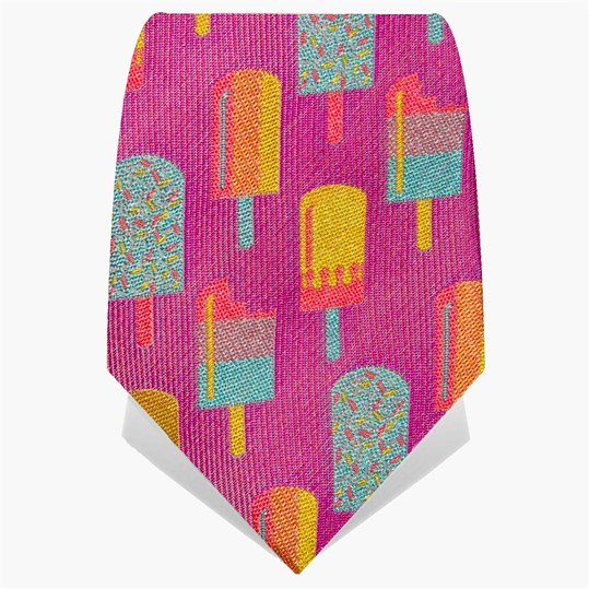 Light Pink Lollies Tie