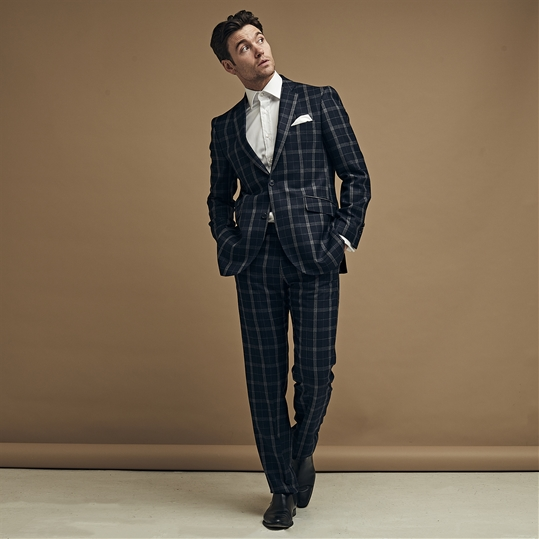 Oakwood 2 Piece Suit