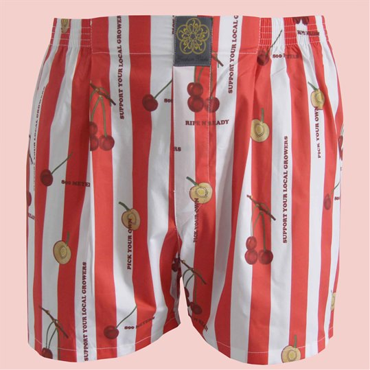 Cherry Boxer Shorts
