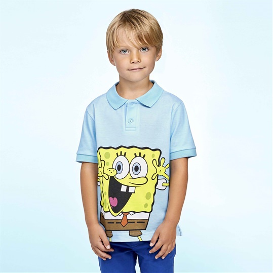 Unisex Spongebob Squarepants Polo Shirt