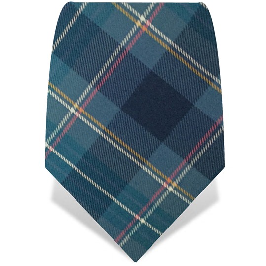 Brighton and Hove Tartan Tie