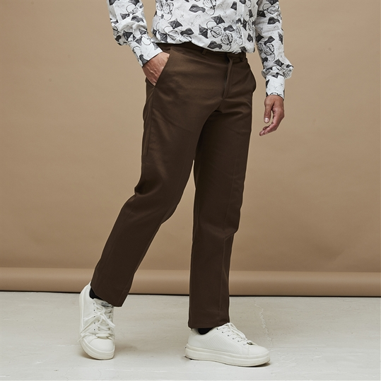 Brown Khaki Chino