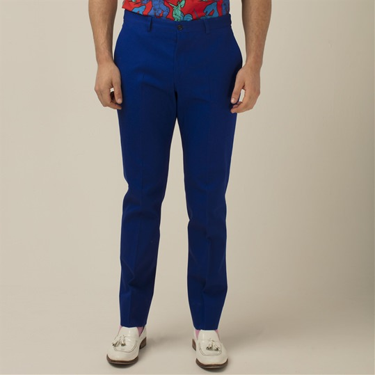 Royal Blue Chino