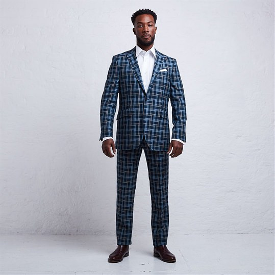 Regency 2 Piece Suit