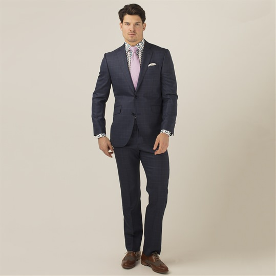 Skye Check 2 Piece Suit