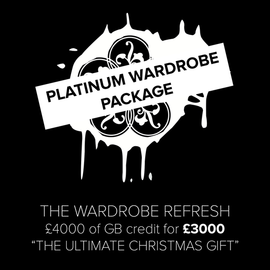 GB Platinum Wardrobe Package
