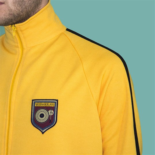 Mustard Tracksuit Top