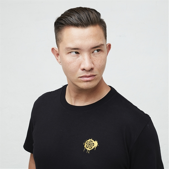 Black GB Logo T-Shirt