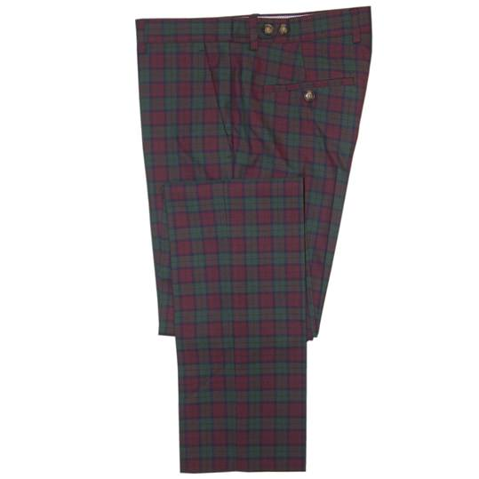 Lindsay Check Trousers