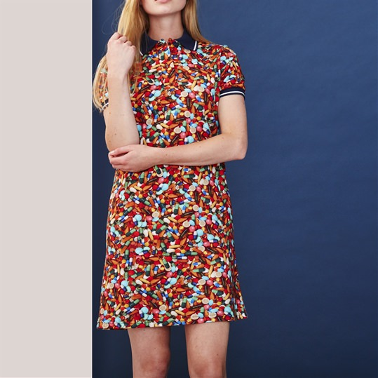 Pills Polo Dress