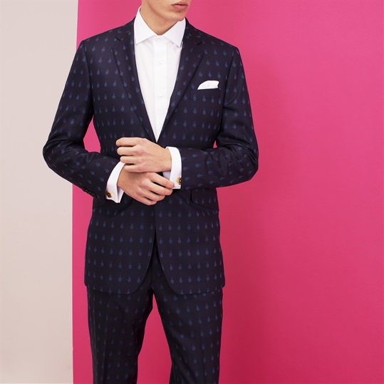 Scabal 'Orb' Suit