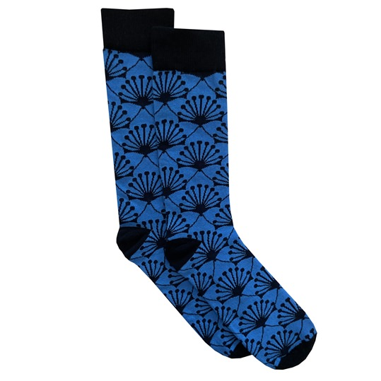 Blue Lotus Sock