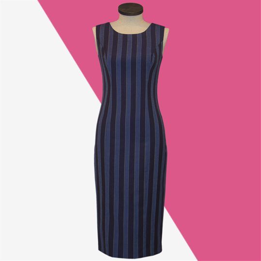 Boating Stripe Dress
