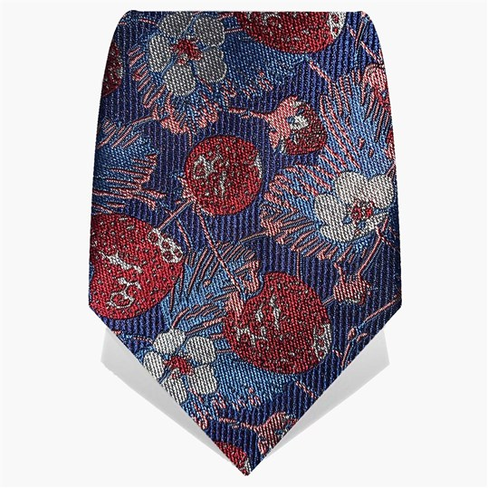 Red, White & Blue Strawberries Tie