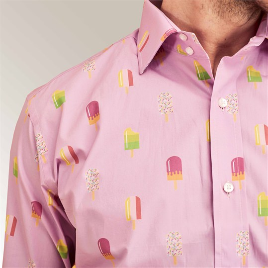 Pink Fabtastic Ice Lolly Shirt
