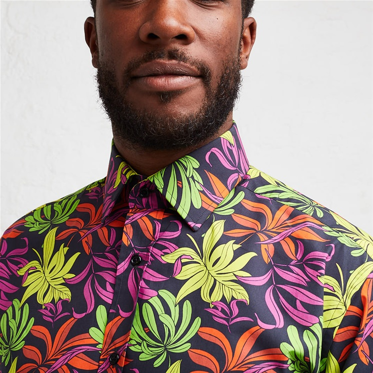 Acid Leaf Shirt