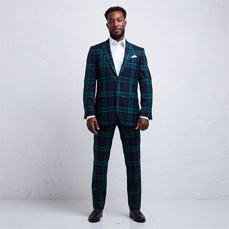 Graham of Menteith 2 Piece Suit