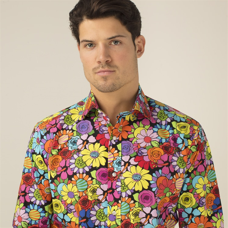 Power Flower Shirt