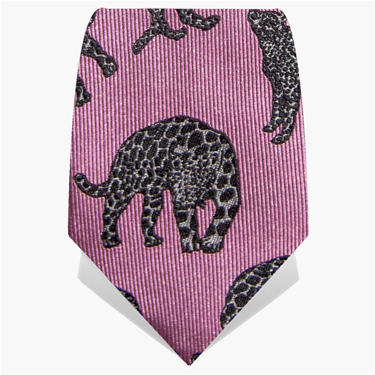 Pink Panther Tie