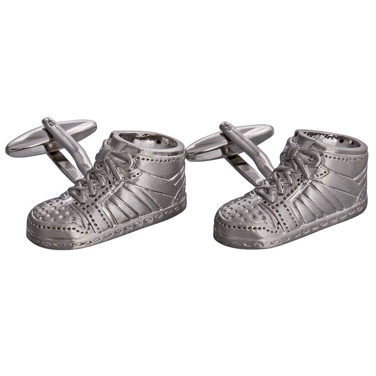Hightop Trainer Cufflinks
