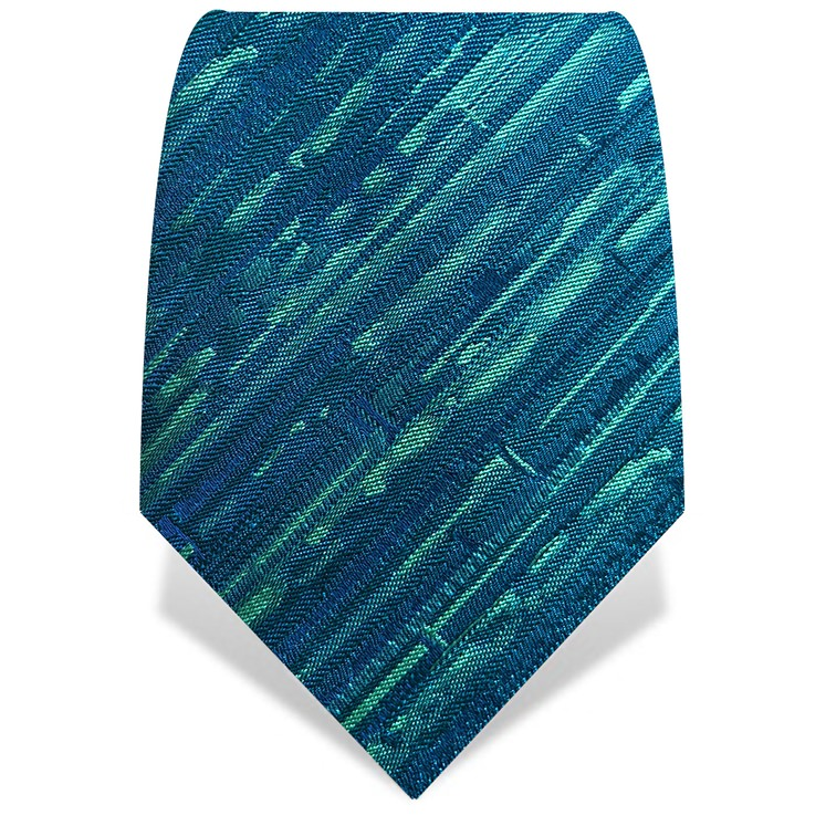 Green Bamboo Tie