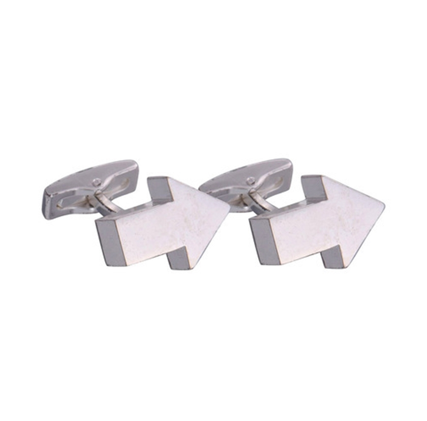 Silver Arrow Cufflinks