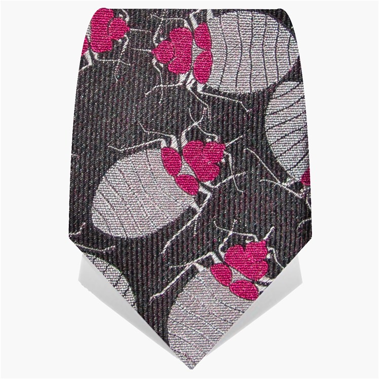 Black Bed Bugs Tie