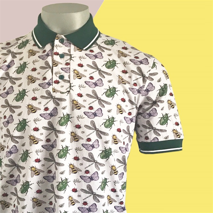 Insect Polo Shirt