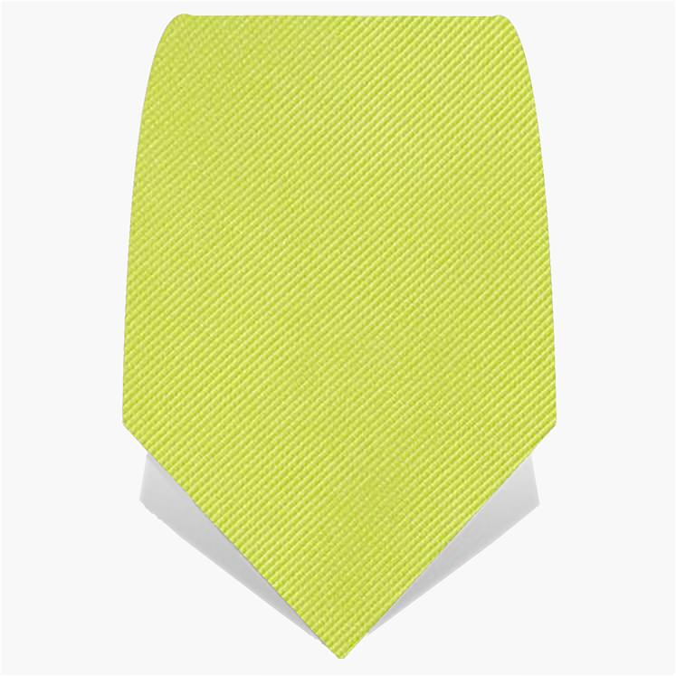 Lime Classic Tie