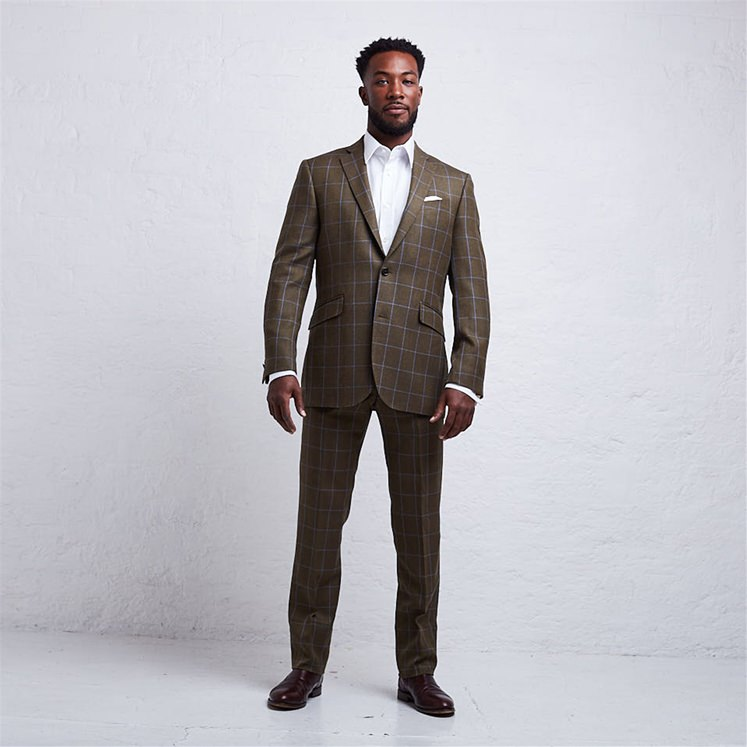 Jubilee 2 Piece Suit